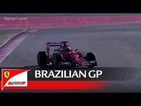 Brasiilia GP 2015 - eelvaade, Ferrari, Kimi Räikkönen