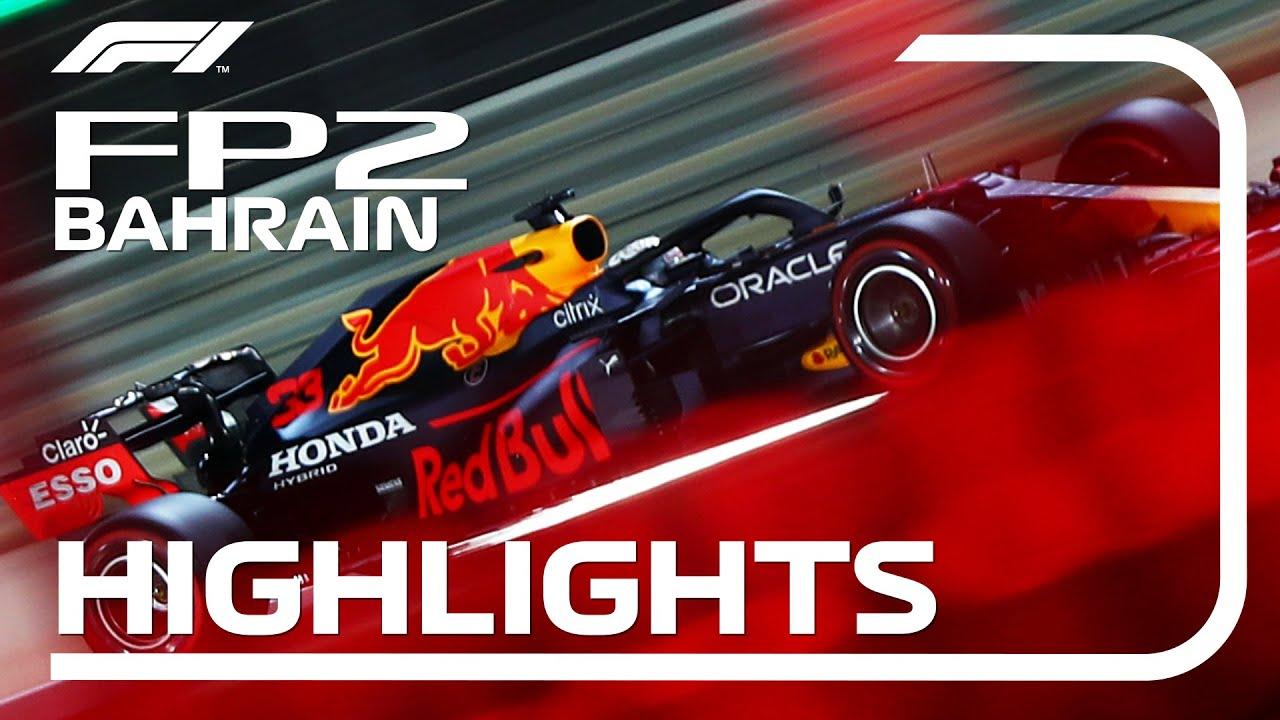 Bahreini GP 2021 teise vabatreeningu kokkuvõte