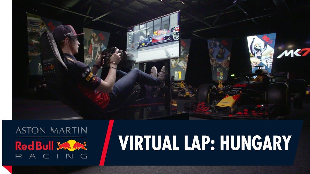 Ungari GP 2020 - eelvaade, Red Bull