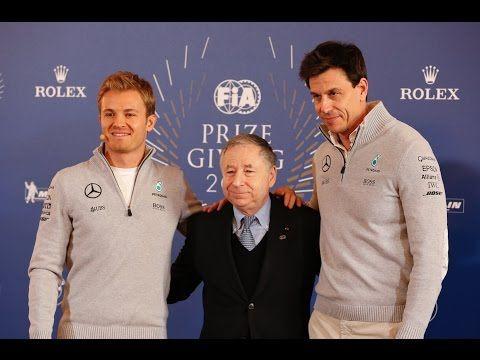 Hooaeg 2016 - Rosberg teatab oma karjääri lõpetamisest