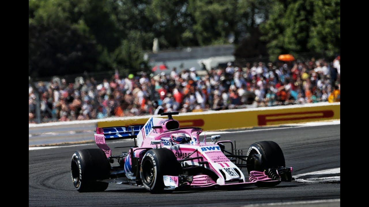 Saksamaa GP 2018 - eelvaade, Force India