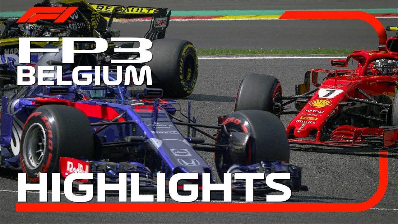 Belgia GP 2018 - kolmas vabatreening, ülevaade, F1