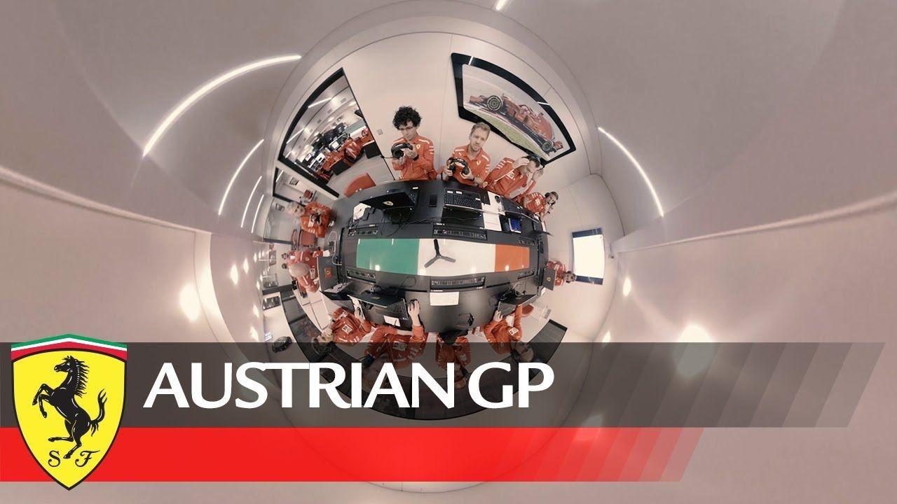 Austria GP 2018 - telgitagused, Ferrari