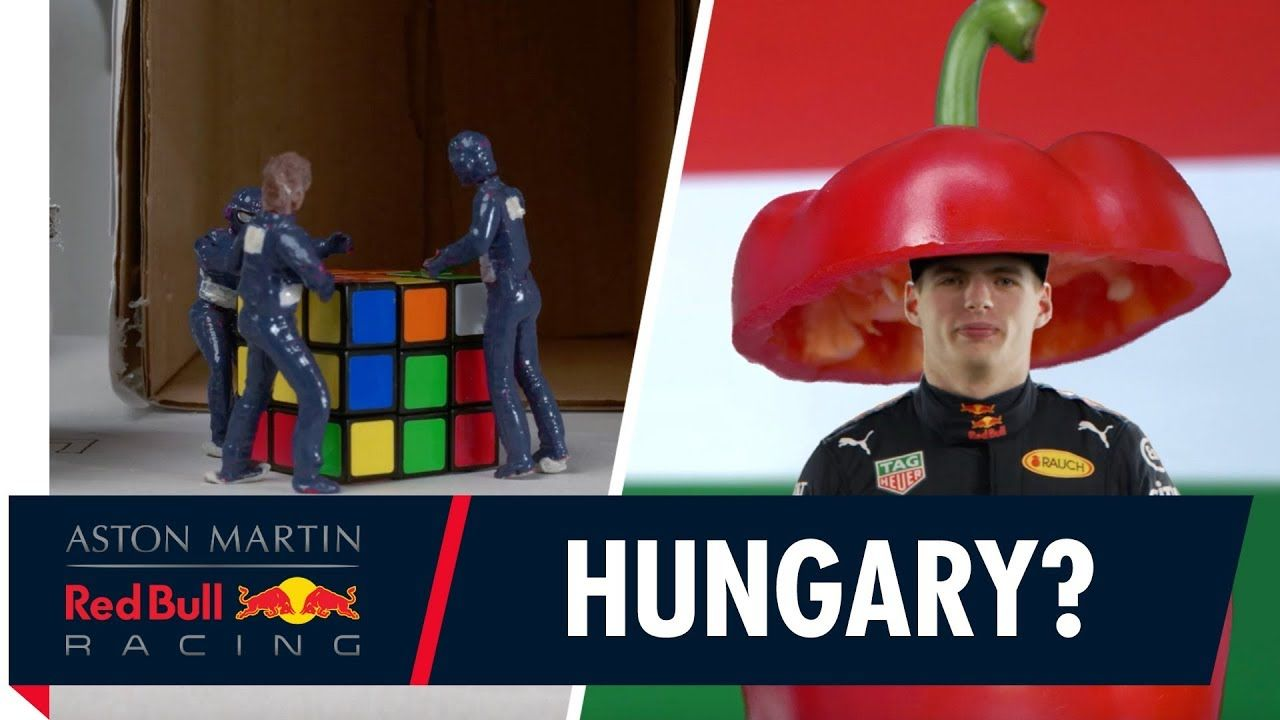 Ungari GP 2018 - eelvaade, Red Bull