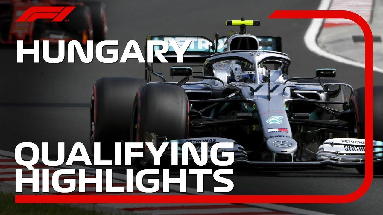 Ungari GP 2019 - kvalifikatsioon, ülevaade, F1