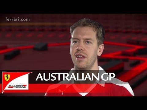 Austraalia GP 2016 - eelvaade, Ferrari, Sebastian Vettel