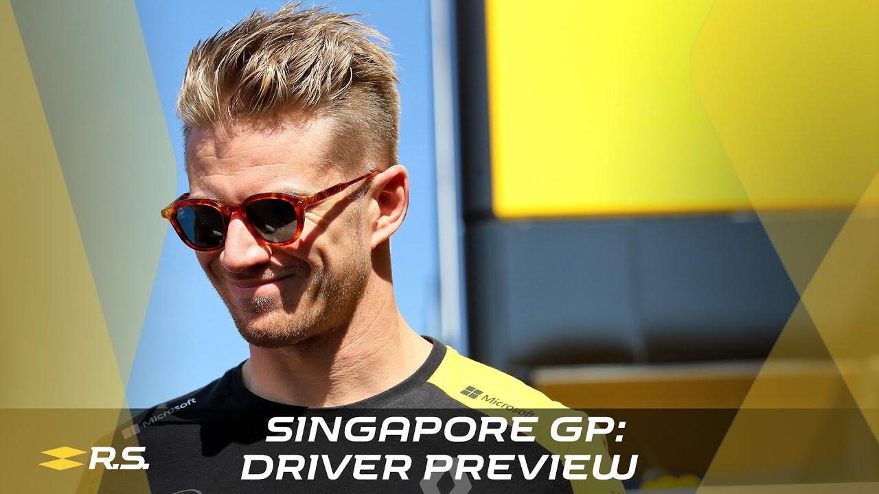 Singapuri GP 2019 - eelvaade, Hülkenberg, Renault