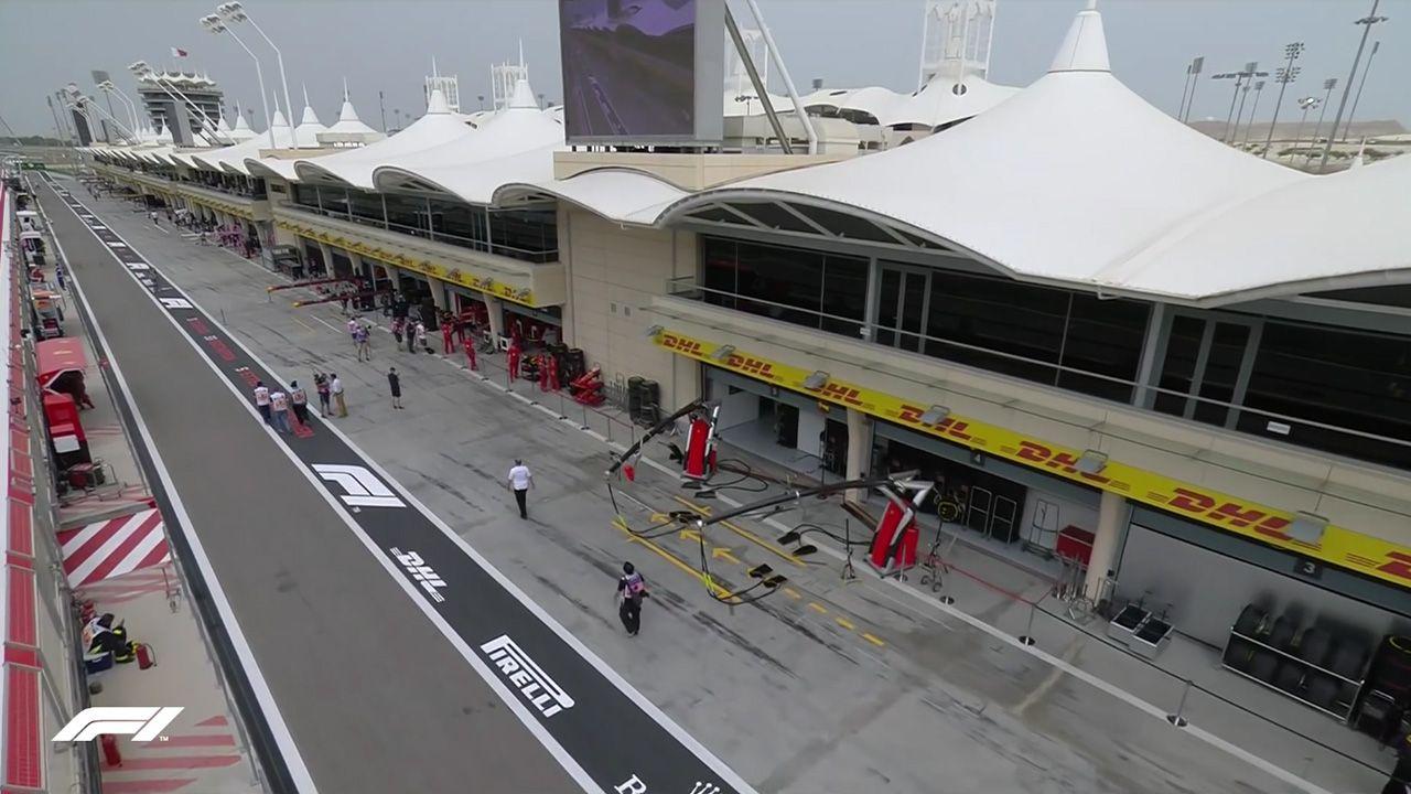 Bahreini GP 2018 - esimene vabatreening, ülevaade, F1
