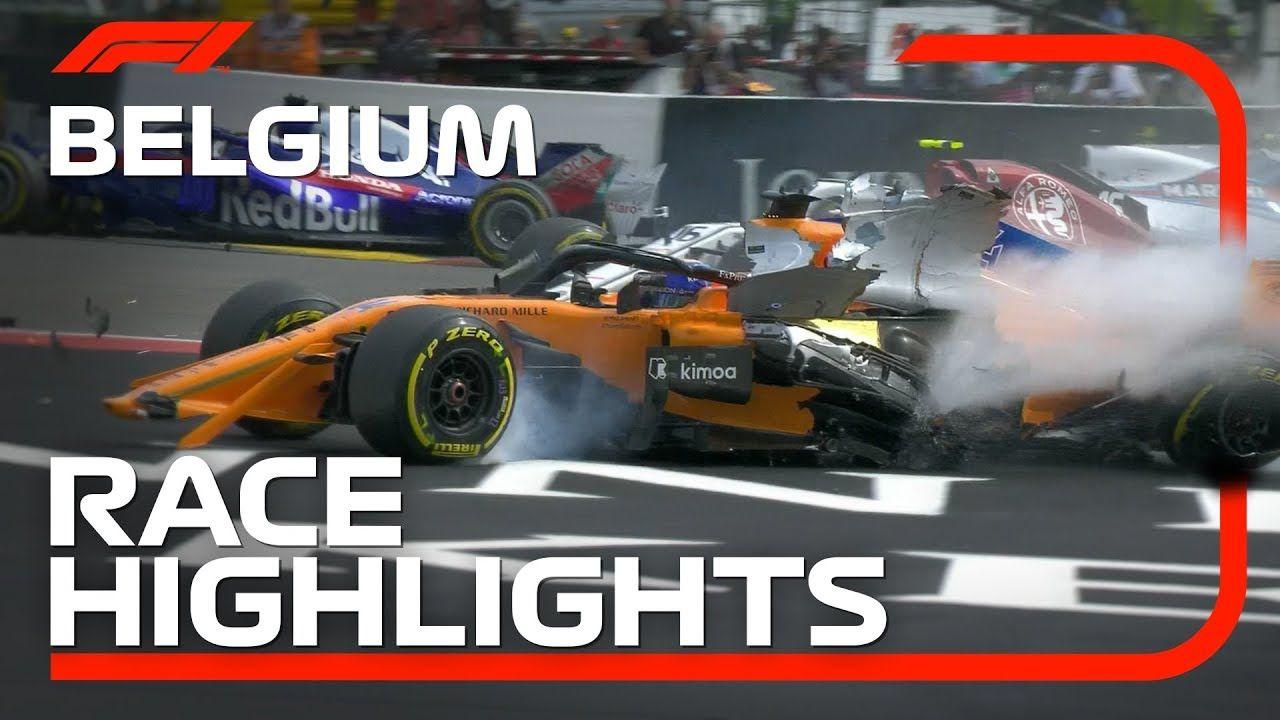 Belgia GP 2018 - sõit, ülevaade, F1