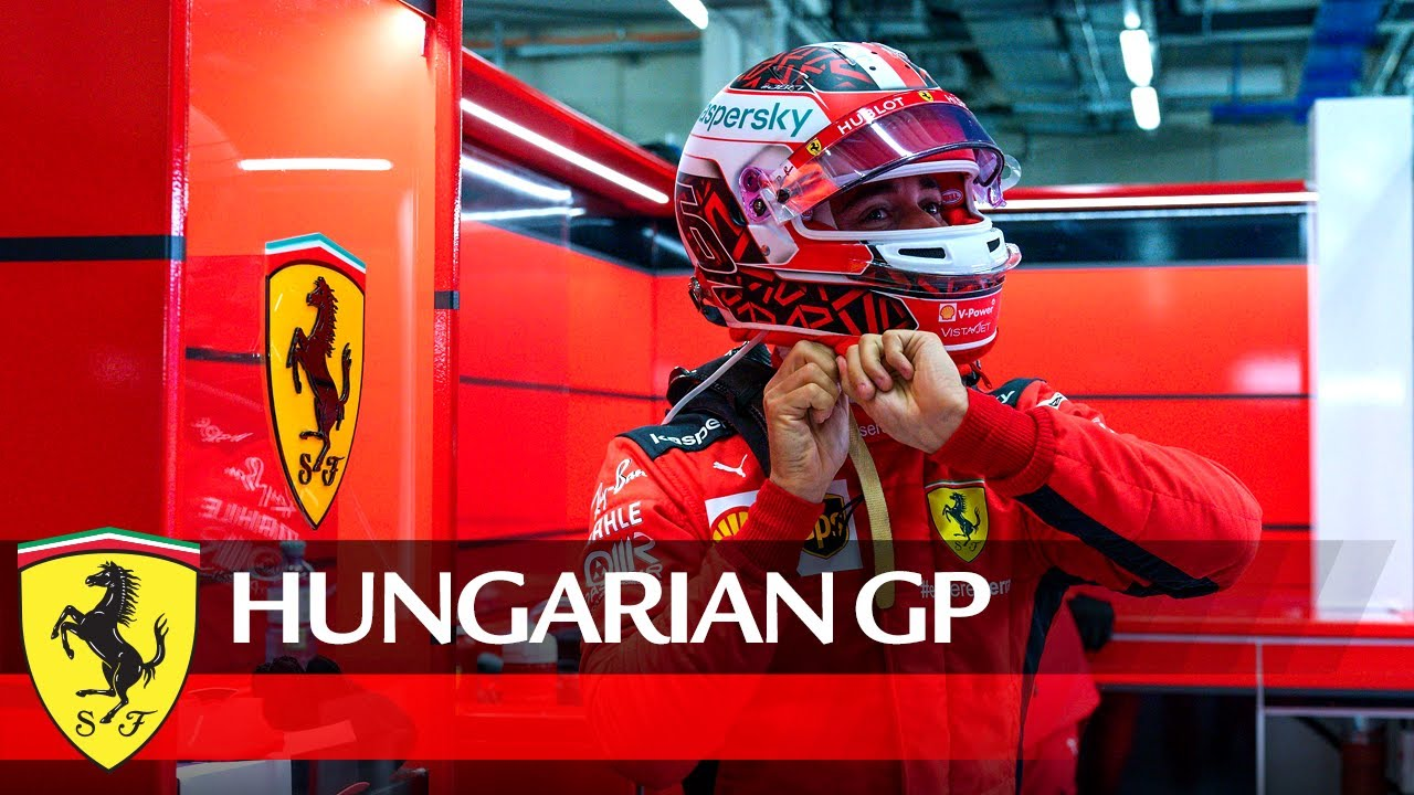 Ungari GP 2020 - eelvaade, Ferrari