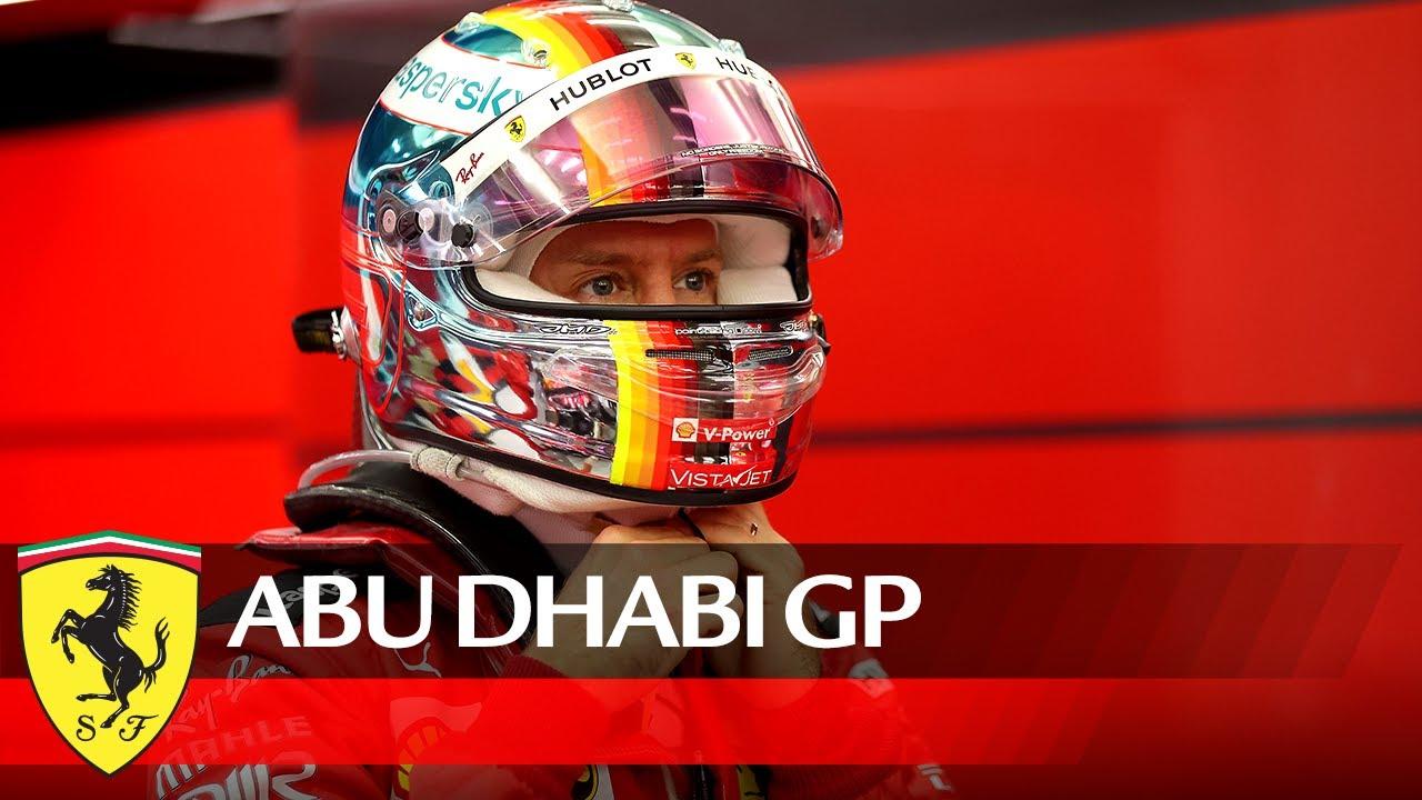 Ferrari eelvaade Abu Dhabi GP-le