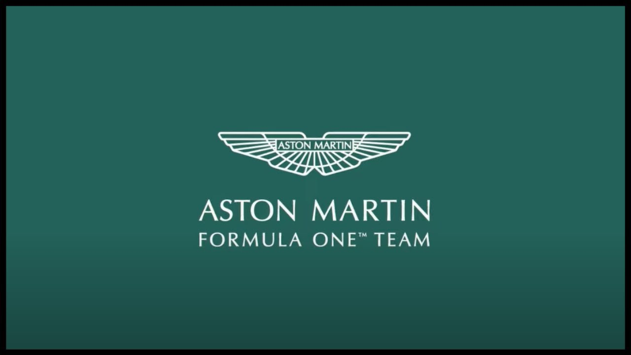 Aston Martin vormel-1 tiimi intro video