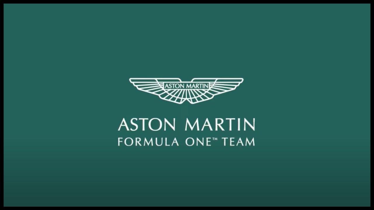 Aston Martin vormel-1 tiimi intro video