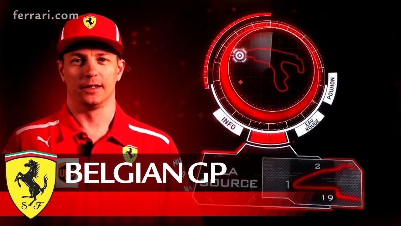 Belgia GP 2018 - eelvaade, Ferrari