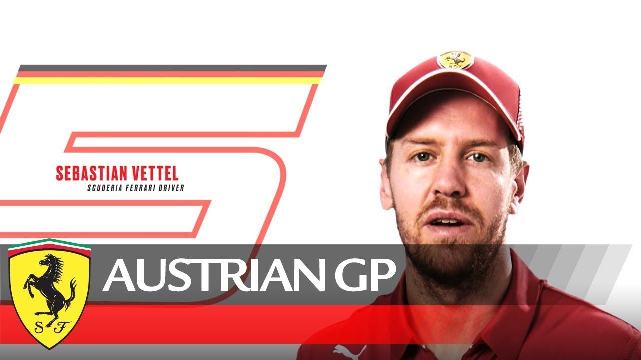 Ferrari eelvaade Austria võistlusele
