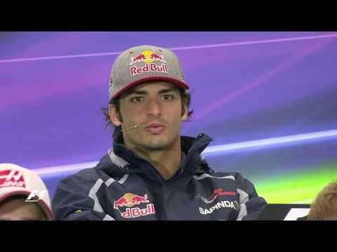 Mehhiko GP 2016 - eelvaade, sõitjate pressikonverents