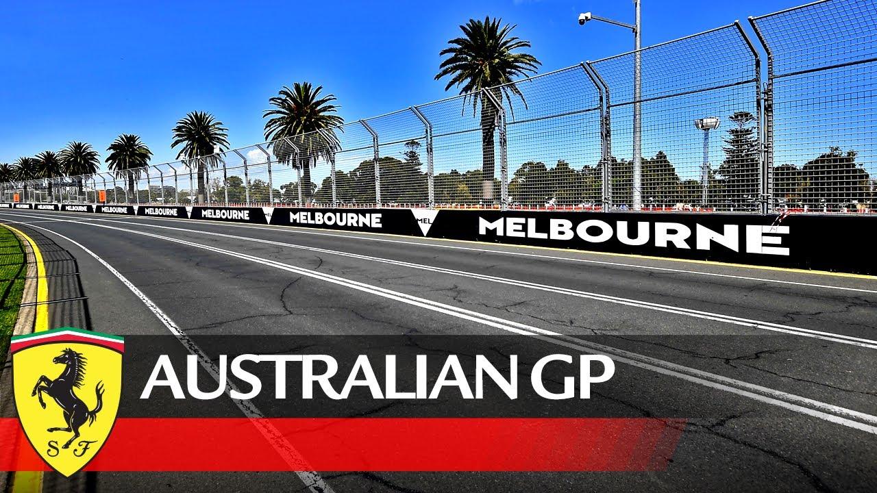 Austraalia GP 2020 - eelvaade, Ferrari