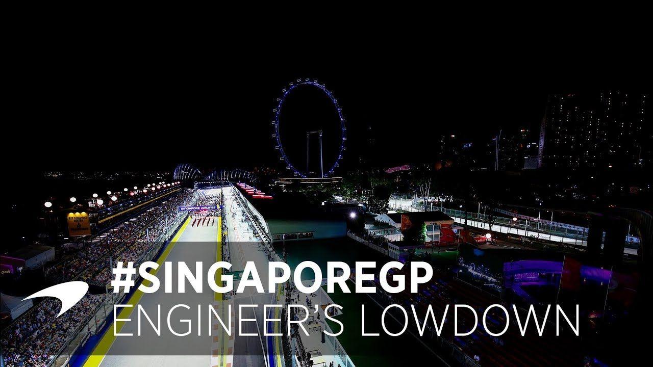 Singapuri GP 2018 - eelvaade, Tom Stallard, McLaren
