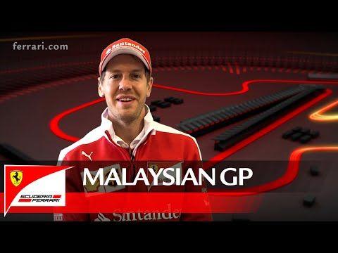 Malaisia GP 2016 - eelvaade, Ferrari ja Sebastian Vettel