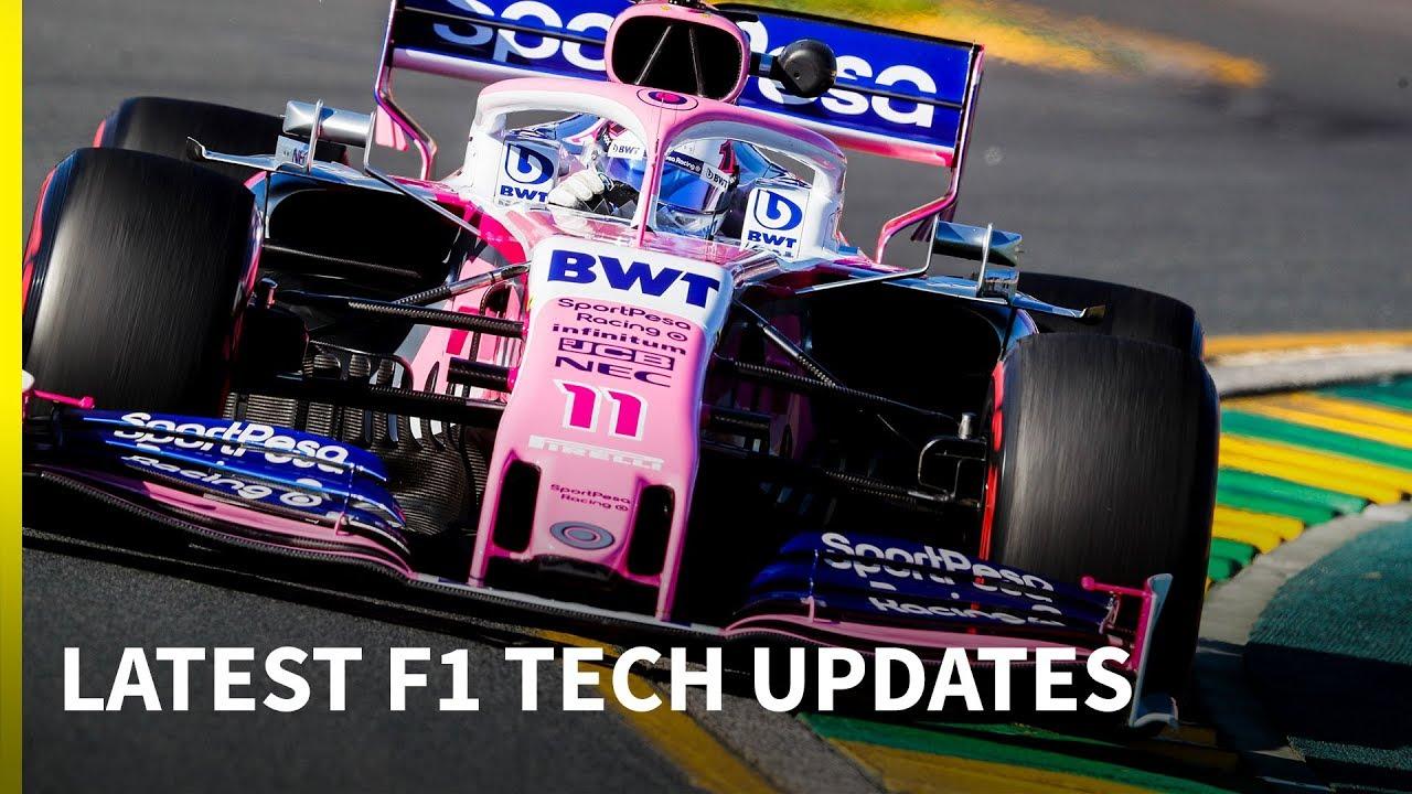 Austraalia GP 2019 - viimased arendused