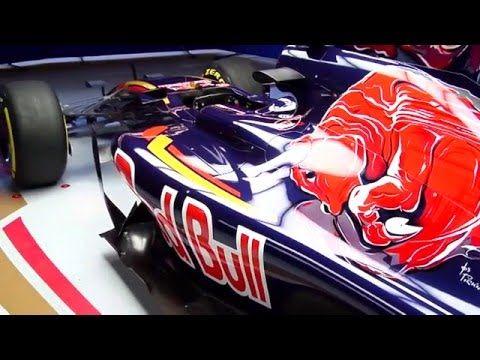 Hooaeg 2016 - Toro Rosso STR11 ülevaade