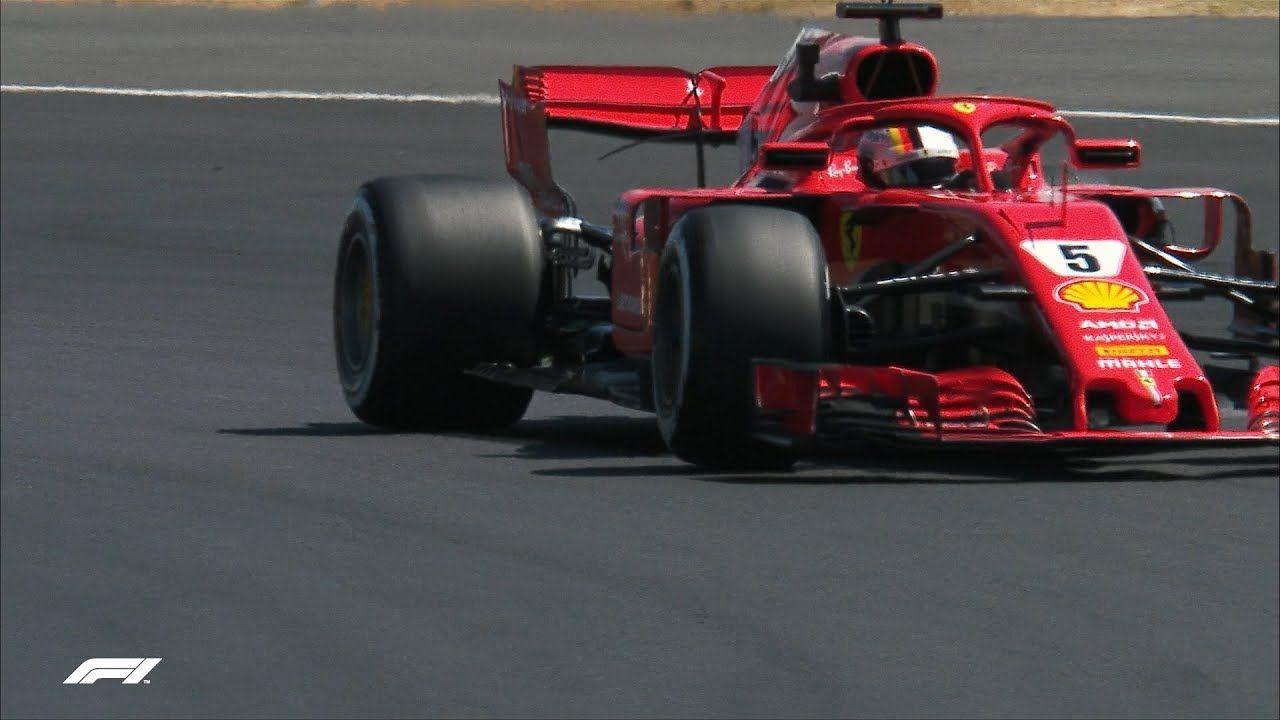 Suurbritannia GP 2018 - teine vabatreening, ülevaade, F1