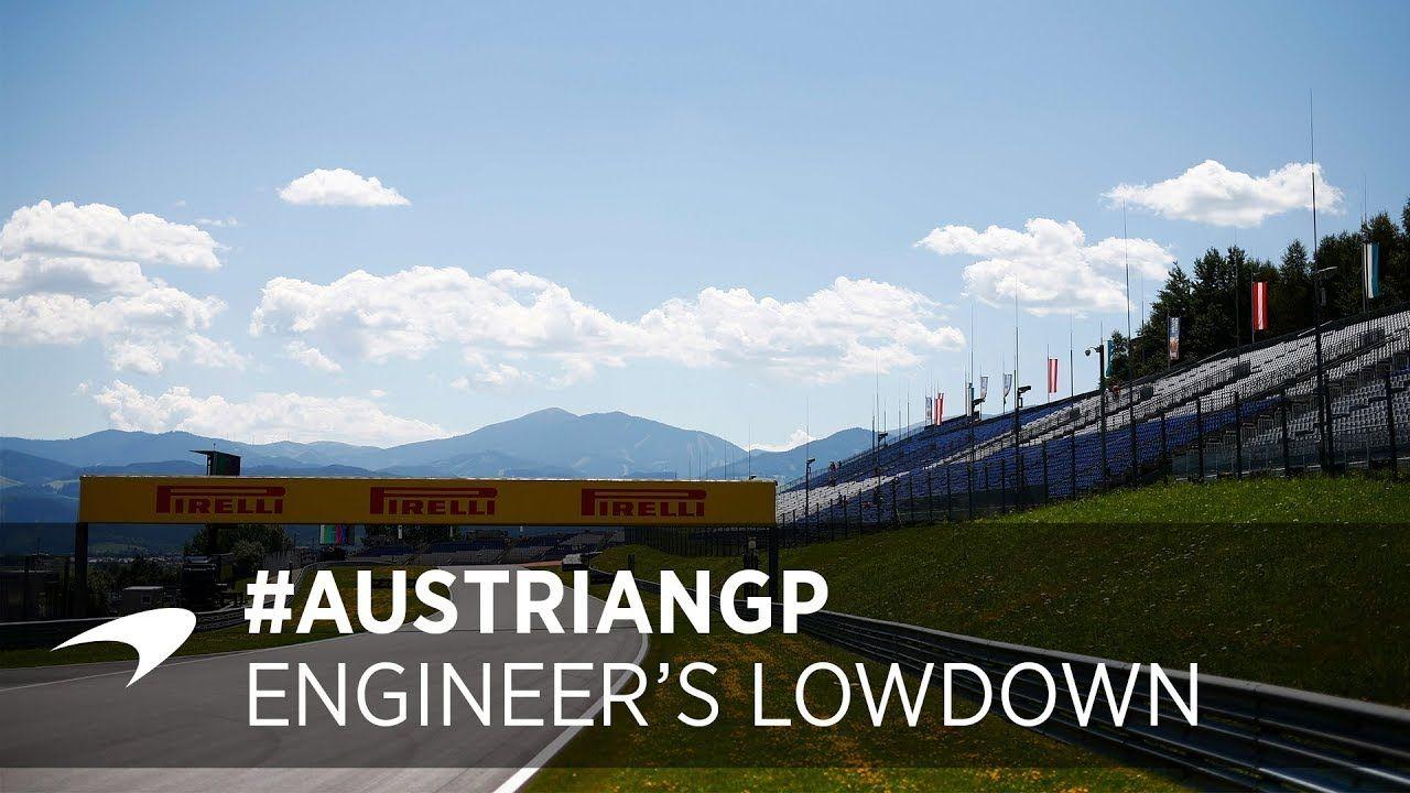 Austria GP 2018 - eelvaade, McLaren, Tom Stallard