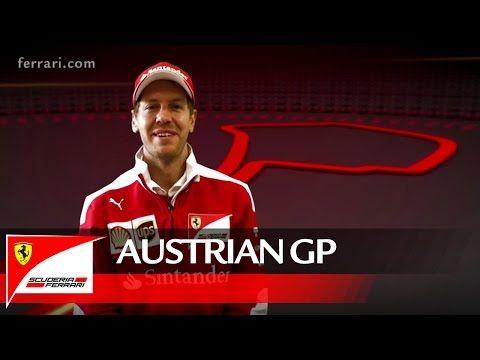 Austria GP 2016 - eelvaade, Ferrari, Sebastian Vettel
