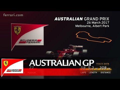 Austraalia GP 2017 - eelvaade, Ferrari
