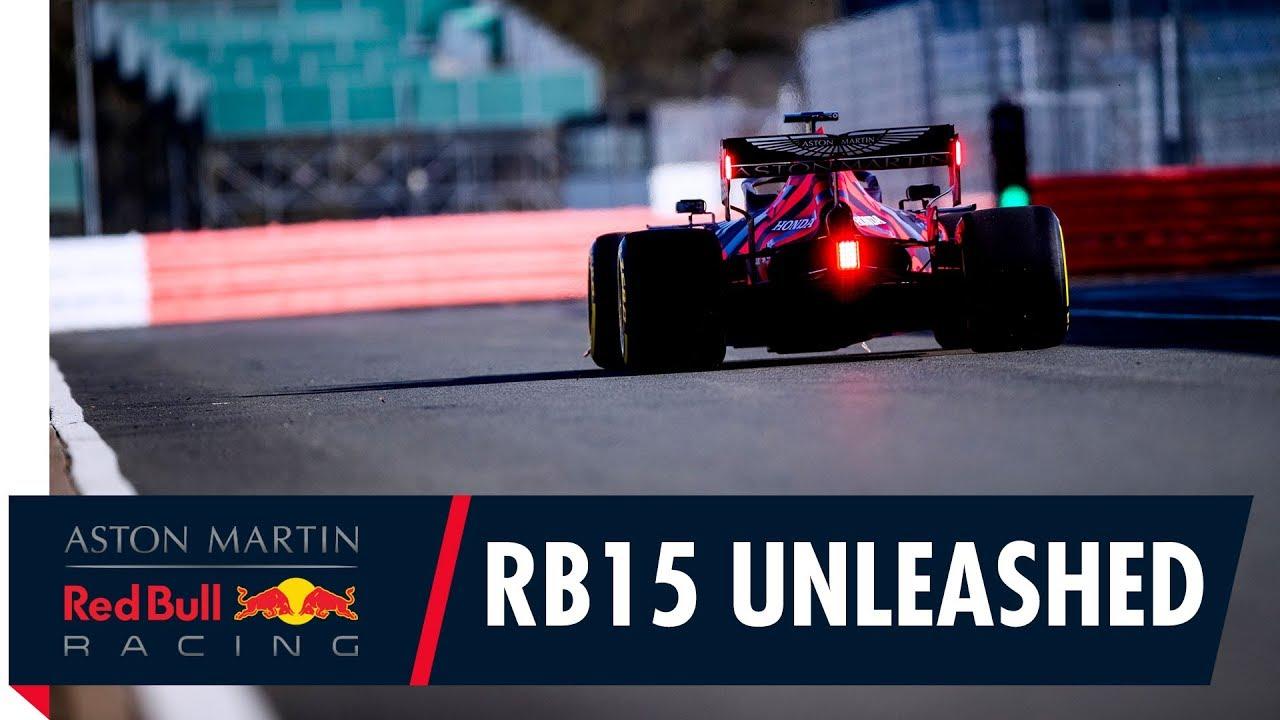 Hooaeg 2019 - Red Bull RB15 video esimesestest ringidest rajal