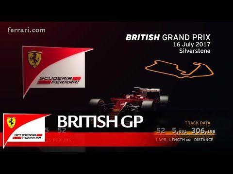 Suurbritannia GP 2017 - eelvaade, Ferrari