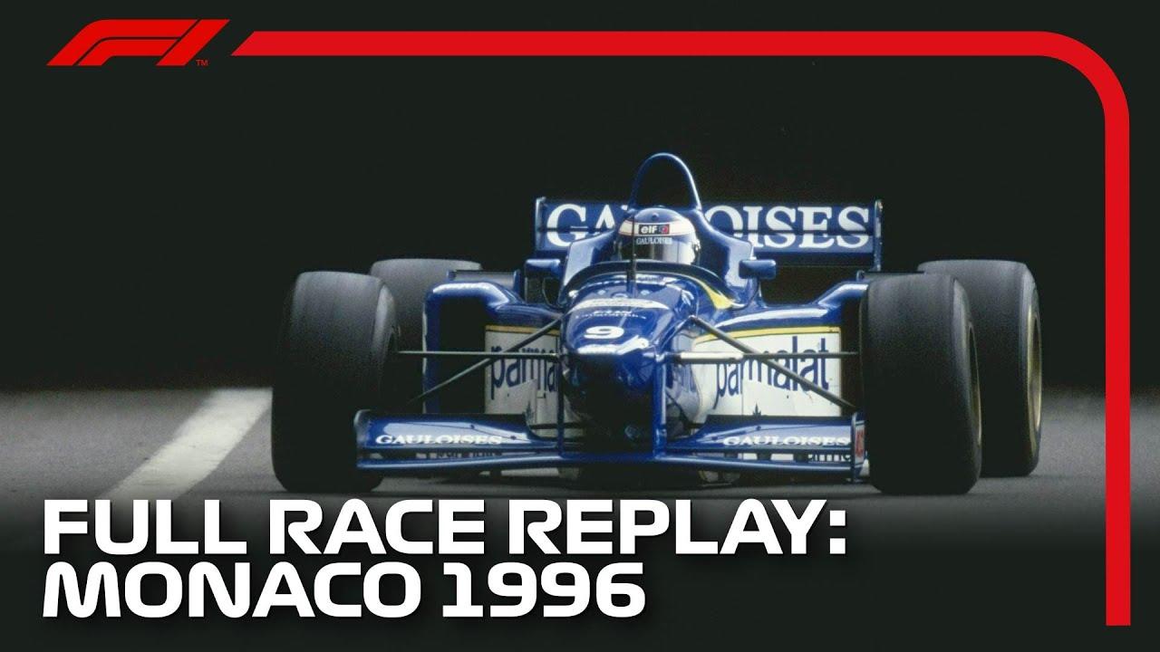 Monaco GP 1996 - vaata järgi kuidas kõik toimus