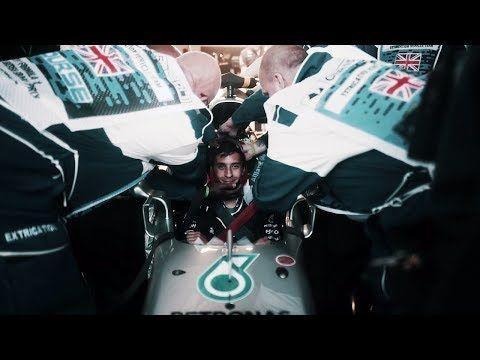 Suurbritannia GP 2017 - eelvaade, Mercedes, õppused