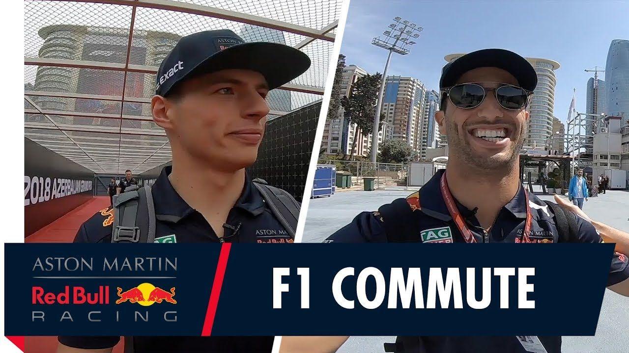Aserbaidžaani GP 2018 - telgitagused, Red Bull