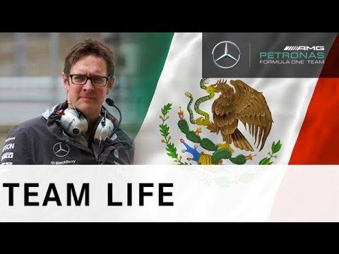Mehhiko GP 2015 - eelvaade, Mercedes, Petronas