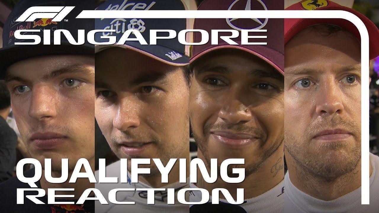 Singapuri GP 2018 - kvalifikatsioon, sõitjate kommentaarid, F1
