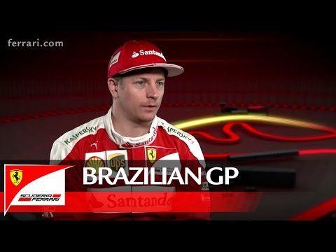 Brasiilia GP 2016 - eelvaade, Ferrari, Kimi Räikkönen