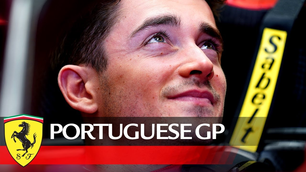 Ferrari meesonna eelvaade Portugali GP-le