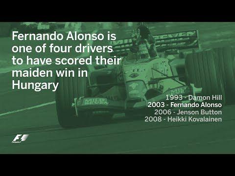 Ungari GP 2017 - eelvaade, Formula1, faktid