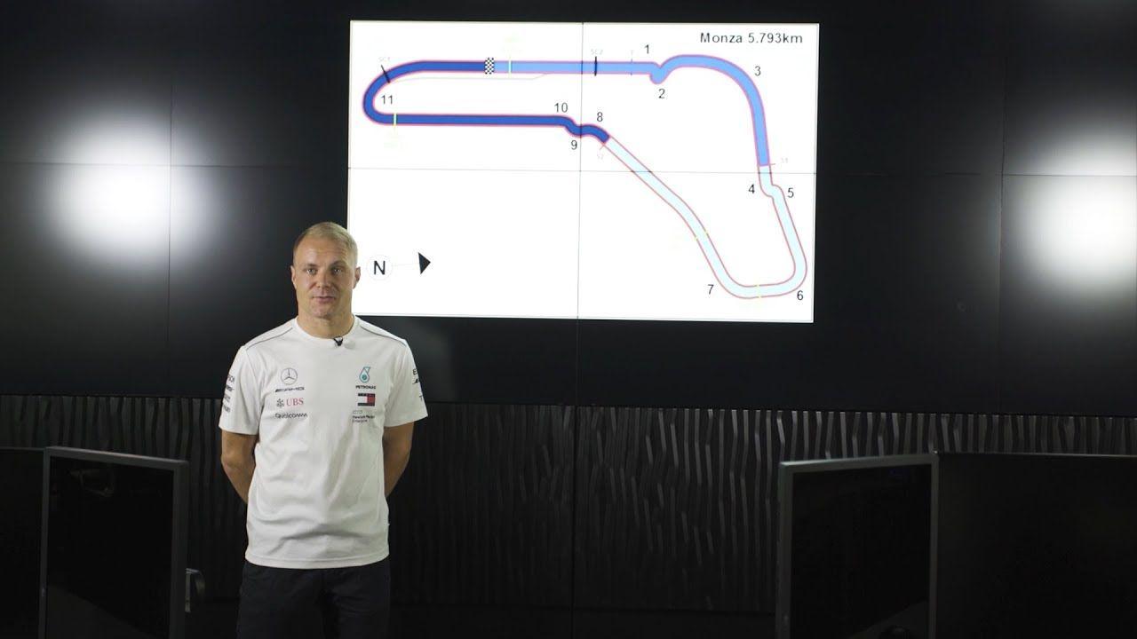 Itaalia GP 2018 - eelvaade, Mercedes