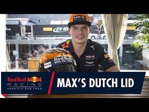 Belgia GP 2017 - Verstappeni uus kiivridisain