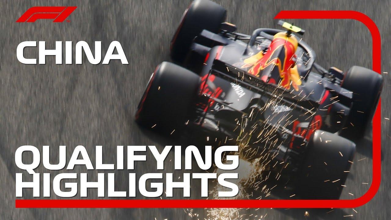 Hiina GP 2019 - kvalifikatsioon, ülevaade, Formula1