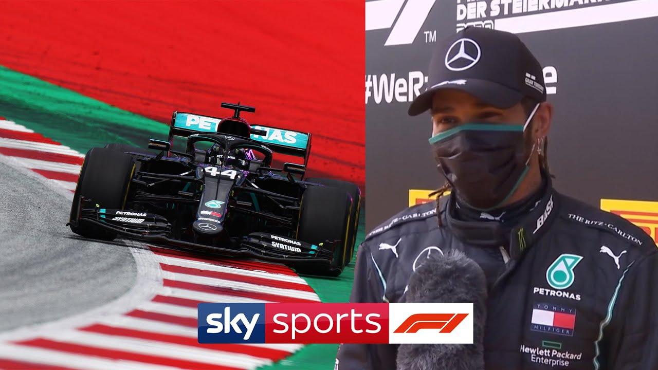 Sõitjate kommentaarid pärast võistlust Steiermargi GP-l