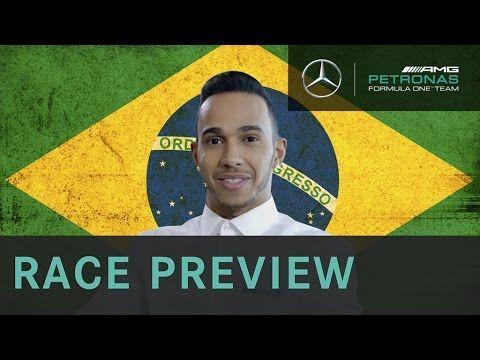 Brasiilia GP 2015 - eelvaade, Mercedes, Lewis Hamilton