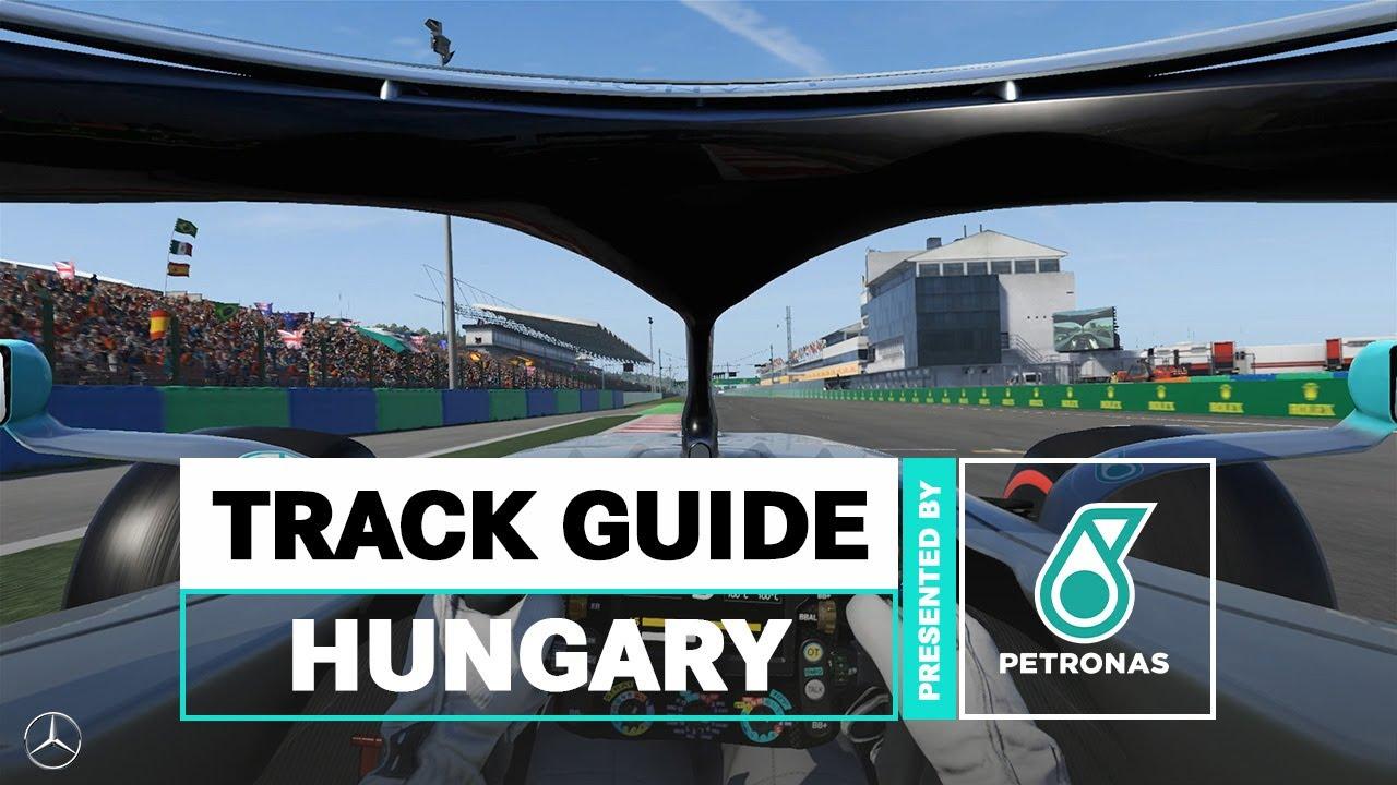 Ungari GP 2020 - eelvaade, Mercedes