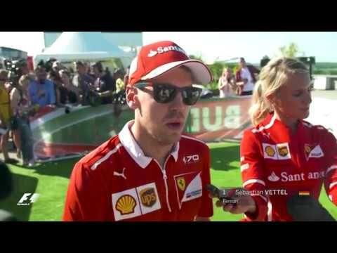 Ungari GP 2017 - sõit, sõitjate kommentaarid
