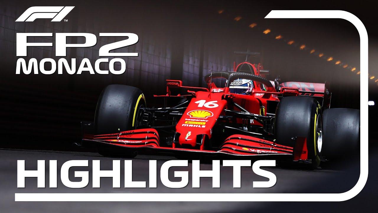Monaco GP 2021 - teise vabatreeningu kokkuvõte, Formula 1