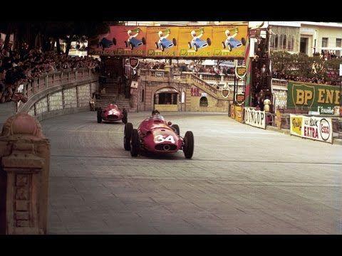 Monaco GP 1957 - sõit