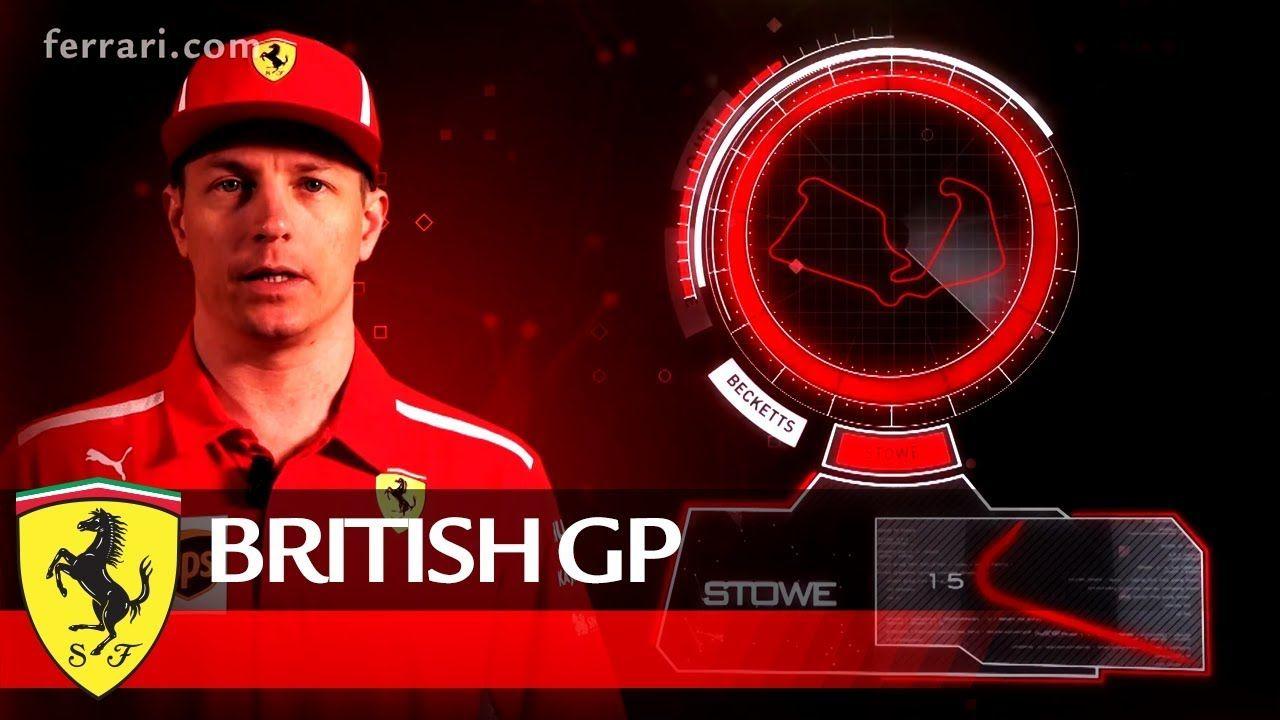Suurbritannia GP 2018 - eelvaade, Ferrari