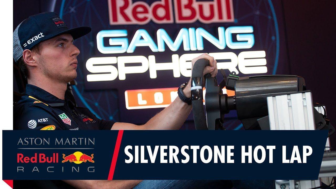 Suurbritannia GP 2018 - eelvaade, virtuaalring, Red Bull